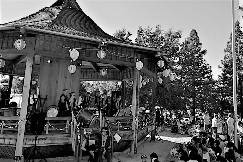 Photo of the Japanese Summer Festival in Concord